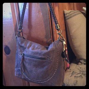The Sak Indio shoulder bag - brown leather